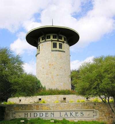 Hidden Lakes, Keller