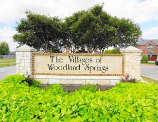 Villages of Woodland Springs, Fort Worth